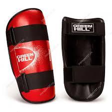 <b>Защита голени Green Hill</b> Panther (красный) - купить | лучшая ...