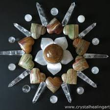 Image result for crystal grids