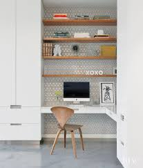 modern white kitchen study chi yung office feng