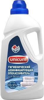 """<b>Кондиционер</b>-<b>ополаскиватель для белья</b> """"Unicum"""", гигиенический ..."""