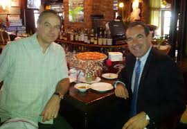 pizza quixote review tosca cafe bronx throgs neck new york pq and ken at the bar