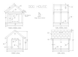 Free Dog house diy plans and idea    s for building a dog kennelDog House Plans