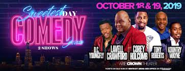 Sweetest Day Comedy Jam | Power 92.3 Chicago