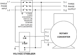 three phase to single phase converter circuit diagram the wiring rotary phase converter wiring diagram nilza circuit diagram