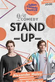 Big Stand Up show - Alexander Maloy & Vasiliy ... - Apollo Kino