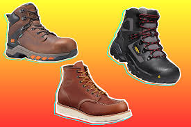 working safety boots red wine mens high top autumn footwear casual men shoes quality cow leather