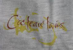 1996 <b>COCTEAU TWINS MILK</b> & KISSES TOUR VTG TEE ...