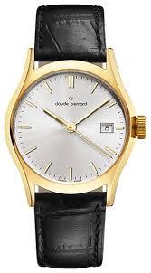 Наручные <b>часы claude bernard</b> 54003-37JAID — купить по ...