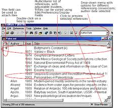 how to use the harvard reference system part  image endnote screenshot 1