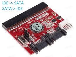 Как подключить IDE к SATA? Аналог <b>Orient 1S</b>-<b>1B</b> - YouTube
