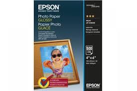 Глянцевая <b>фотобумага Epson Glossy</b> Photo Paper 10x15, 200g ...