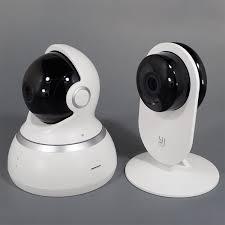 Обзор домашних <b>камер</b> наблюдения Yi <b>Dome</b> Camera 1080p и Yi ...