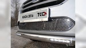 <b>Защита передняя нижняя (с</b> дхо) ford kuga 2016 купить в ...