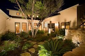 image of led landscape lighting ideas backyard landscape lighting