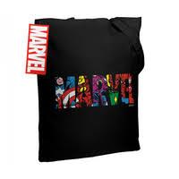 Холщовая <b>сумка Marvel Avengers</b>, черная (артикул 55523.30 ...