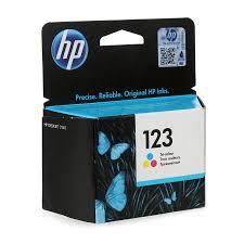 <b>Картридж</b> струйный <b>HP 123 F6V16AE</b> многоцветный для HP DJ ...