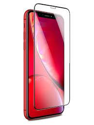 <b>Защитное стекло 5D</b> для Apple IPhone XR (Айфон 10R) на весь ...