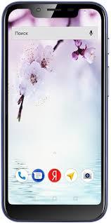 <b>Смартфон Fly View Max</b> Синий купить в интернет-магазине ...