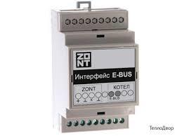Купить <b>адаптер Zont E-BUS</b> (интерфейс E-BUS) для котла Protherm