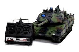 <b>Радиоуправляемый танк Heng</b> Long German Leopard II A6 ...