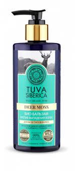 Био-<b>бальзам против выпадения</b> волос Tuva Siberica