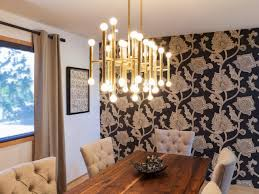 Contemporary Chandeliers Dining Room 14 Ways To Transform Your Dining Room Into A Modern One By