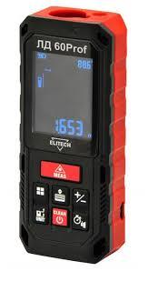 Лазерный <b>дальномер ELITECH ЛД 60</b> Prof — купить по выгодной ...