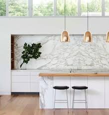 calacatta marble kitchen waterfall: calcutta gold marble backsplash kitchens dbfeeacfadfbcd calcutta gold marble backsplash kitchens