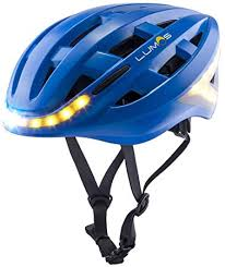 Lumos Smart <b>Bike Helmet</b> with Wireless Turn Signal Handlebar ...