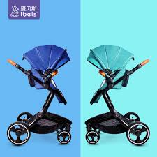 Pouch <b>light extravagant</b> baby cart, high landscape shockproof ...