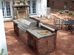 patio outdoor stone kitchen bar:  images about outdoor space on pinterest outdoor grill island built in grill and outdoor covered patios