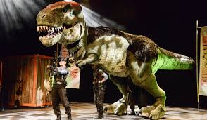 <b>Dinosaur World</b> Live | What's On | Troubadour Theatres Limited
