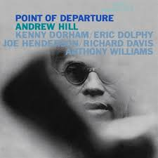 <b>Andrew Hill</b> - <b>Point</b> of Departure - Blue Note Vinyl Reissue
