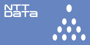 Image result for ntt data logo