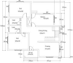Bed SF home in cent plot   PLAN MY HOMEFloor plans and elvation shown