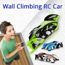 Dual Mode 360°Rot <b>Electric</b> Wall <b>Climber Climbing RC</b> Car Remote ...