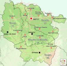 Resultat d'imatges de region de lorena francia
