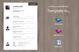 professional resume templates to help you land that new job       minimal curriculum vitae cv   resume