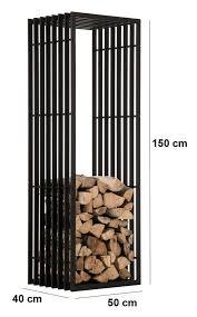 Металлическая дровница для камина от производителя ...