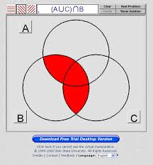 problem solving venn diagram   why not try order a custom written      educational  ware com