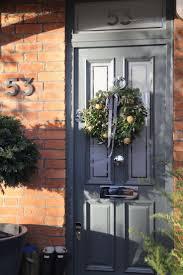best ideas about grey front doors front doors front door in farrow ball downpipe from hendy curzon gardens
