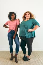 Anything But Basic Free <b>Women's Tee Shirt Pattern</b> | DIBY Club