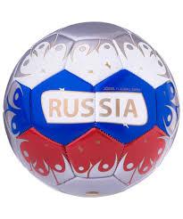 Футбольный <b>мяч Jogel Russia</b> с логотипом - купить в СПб и ...