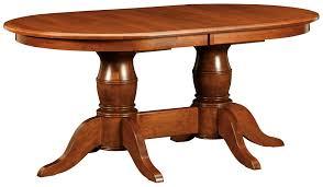 Dining Room Tables That Seat 8 Exquisite Design Pedestal Dining Table Double Pedestal Dining Room
