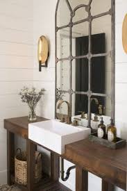 bathroom mirror vanity elegant quotxquot earthtone i like this bathroom sink look the best built into the wood also think