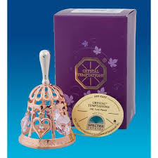 <b>Фигурка crystal temptations</b>, Колокольчик, 4*4*7 см | www.gt-a.ru