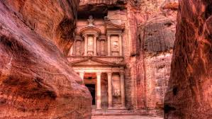Image result for petra image creative commons