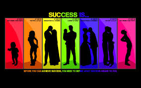 define your own success and you will your purpose in life hello