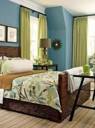 bedroom color ideas incorporate the greens into the room as well these look great bedroom colors brown furniture