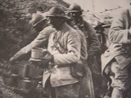 Image result for ww1 french soldiers with mess tin